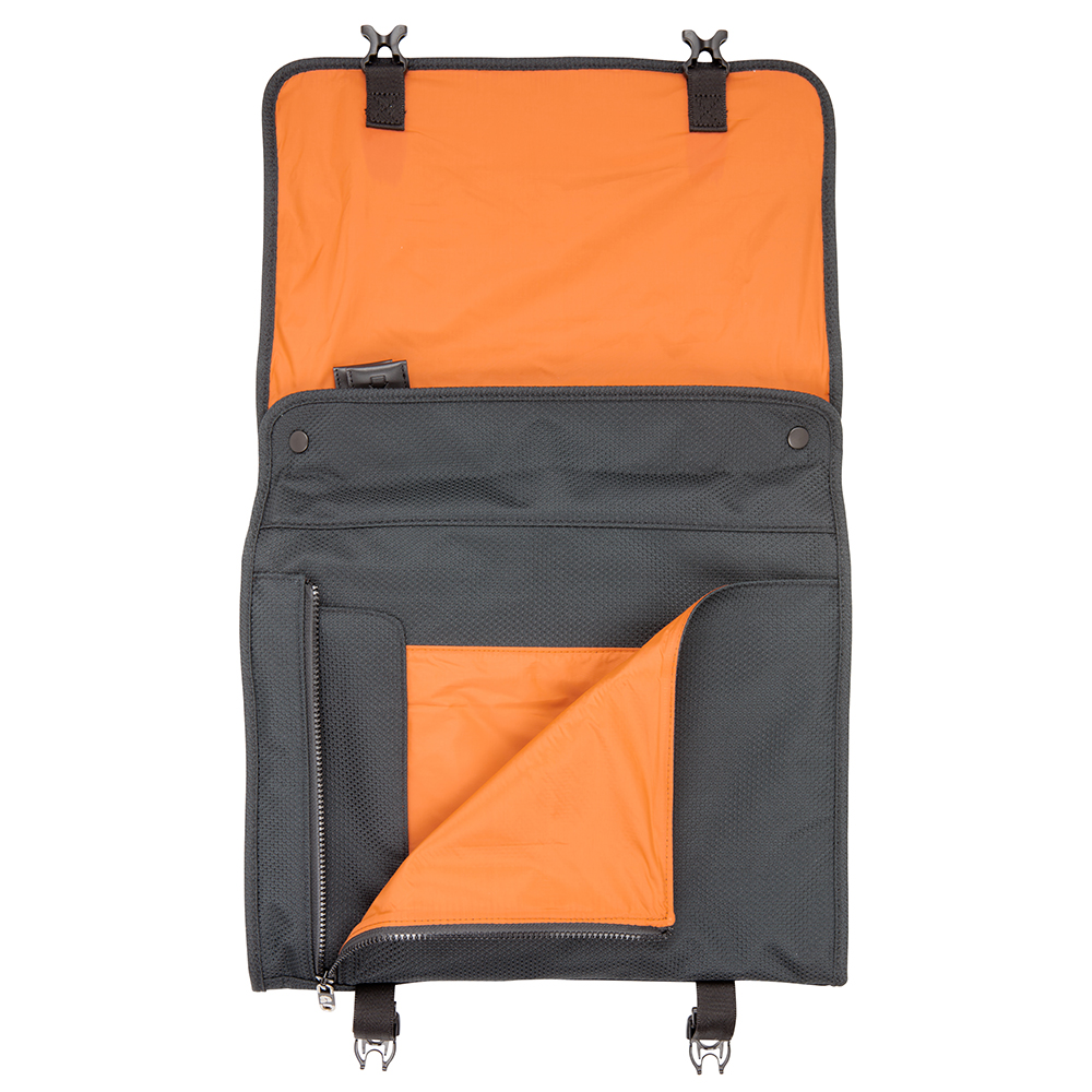 Shirt Pocket PLIQO Carry-On Orange Lining