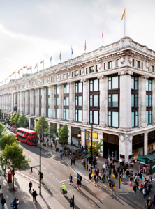 Retailers in the United Kingdom
