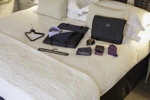 The PLIQO Bag and its contents