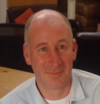 Portrait of Patrick Tatham