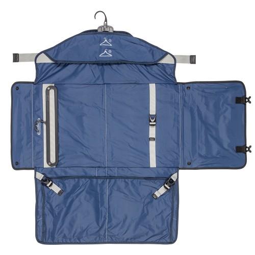 PLIQO Carry-On Blue Lining Bag